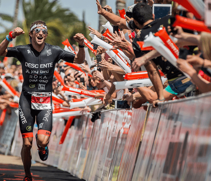 Ironman 70.3 in Marbella