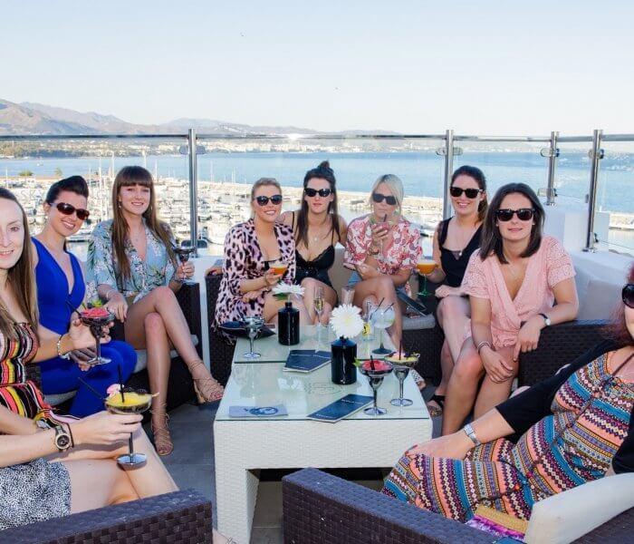 summer 2019 in Marbella