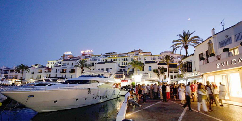Puerto Banús, Marbella