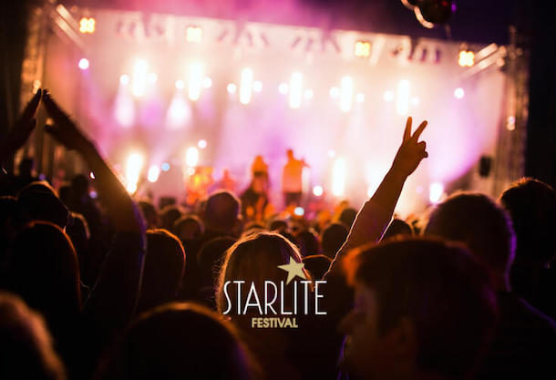 Starlite 2019 accommodation