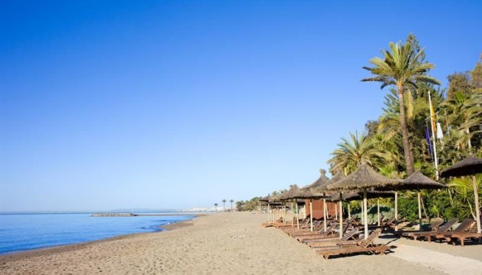 Bounty beach marbella 700x400 - Best Beaches near Puerto Banus