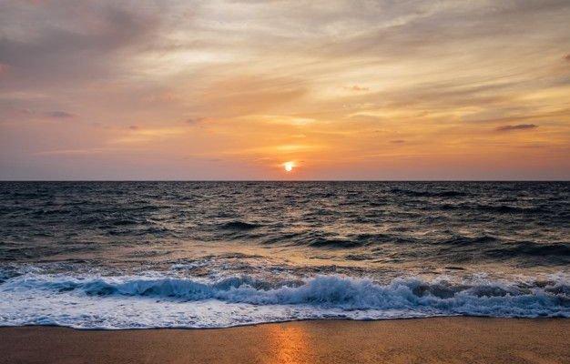 Playa hermosa Marbella