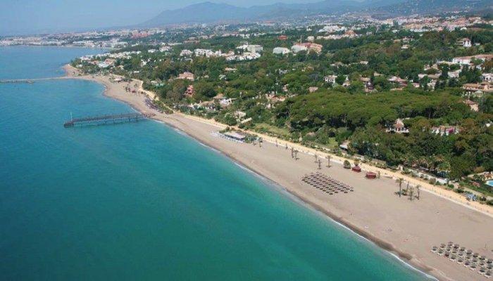 Playa Nagüeles Marbella