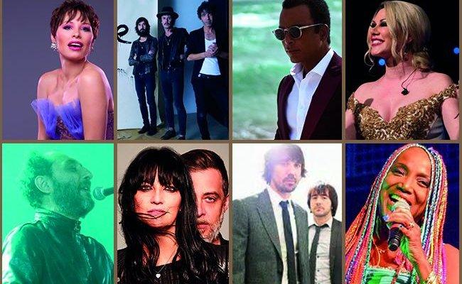 Galardonados Premios Latino Marbella 2019