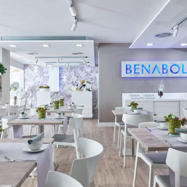 Restaurante Hotel Benabola