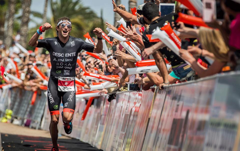 Ironman 70.3 en Marbella