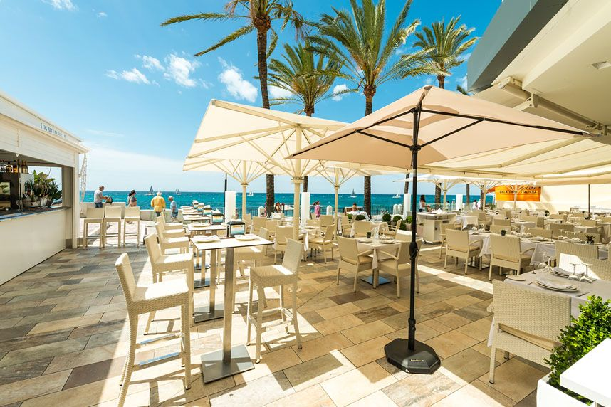 Costa del Sol's beach bars