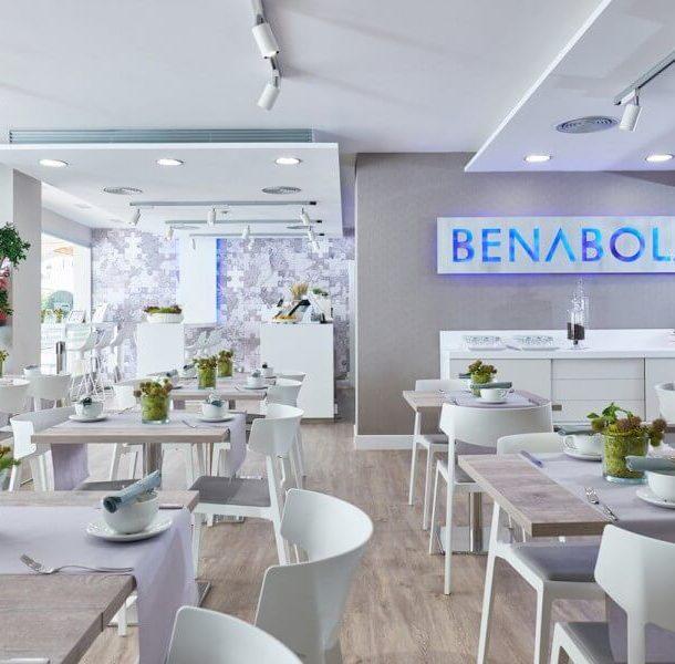 Cuisine Gastronomique espagnole Restaurant Benabola