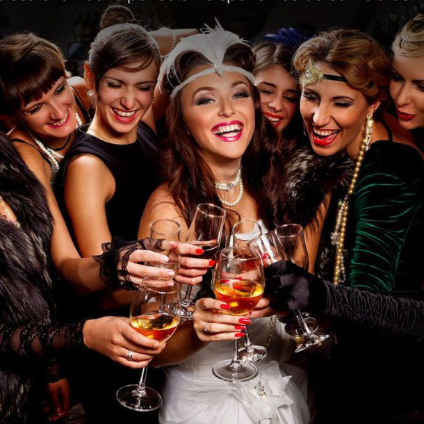 stag and hen parties in Puerto Banús