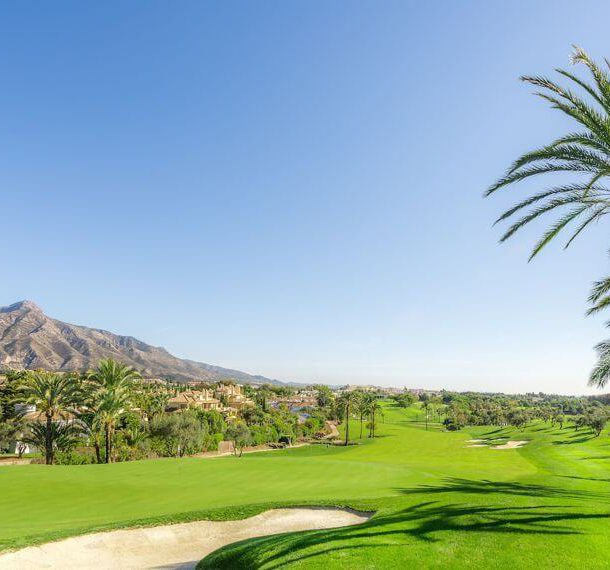 Golf in Marbella