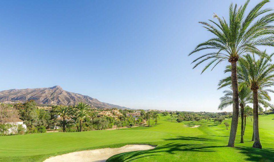 Golf à Marbella