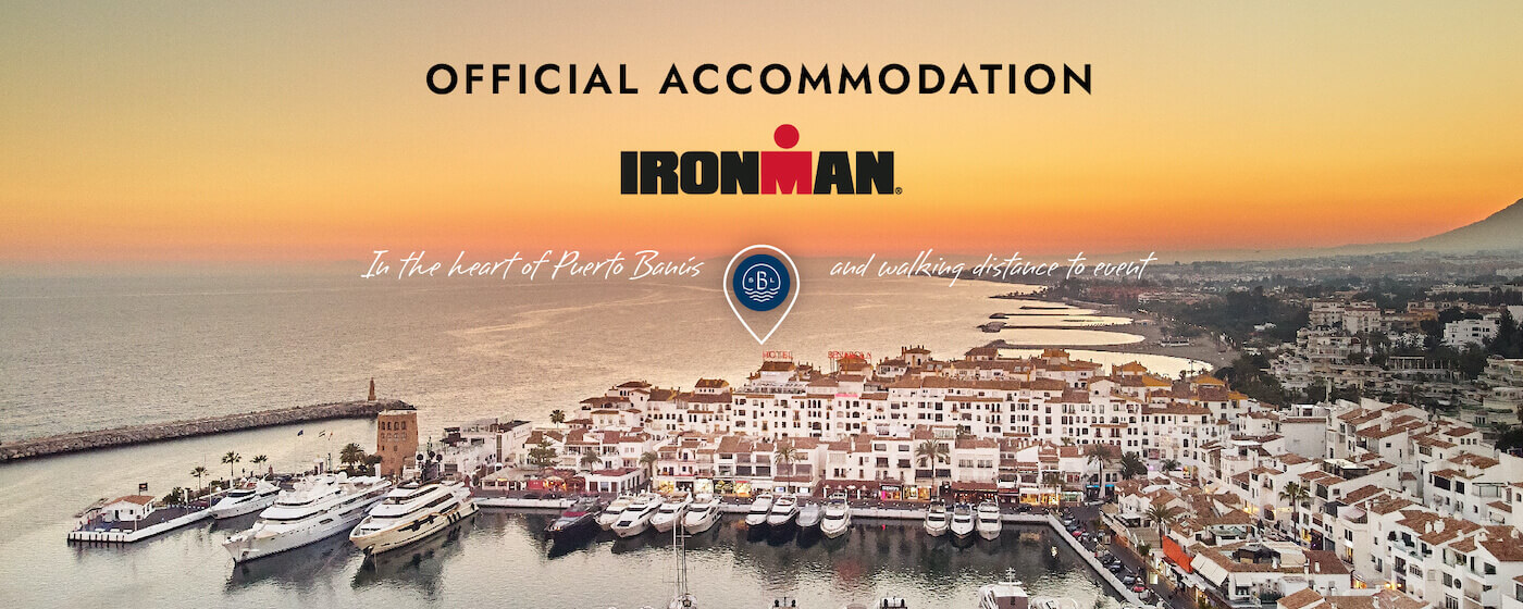 Official Hotel IRONMAN Marbella